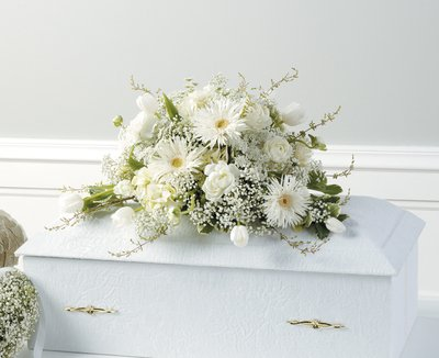 Baby S Casket Spray Forrester Maher Funeral Home
